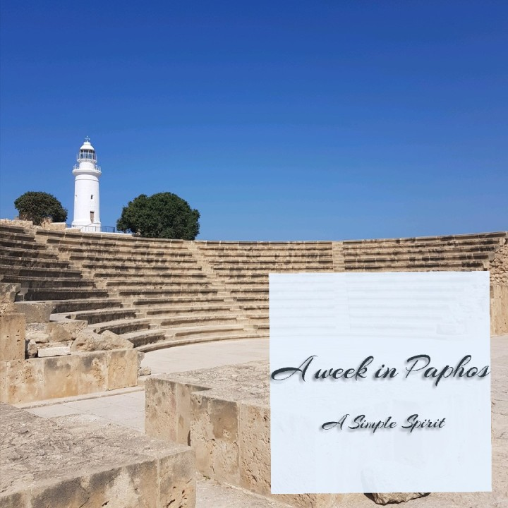 A week in Paphos