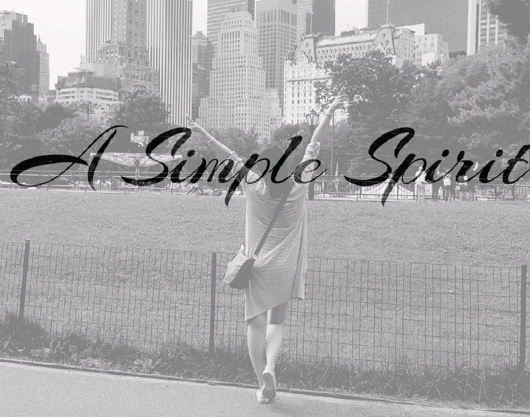A Simple Spirit