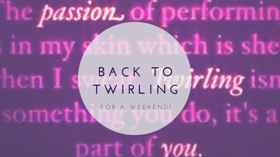 Back to Twirling