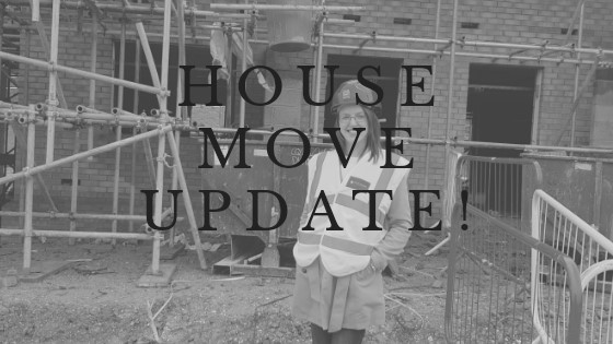 House move update!